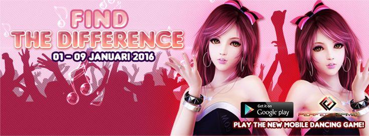 Touch Online juga hadir di versi mobile! Mainkan game dance di smartphone kamu. Unduh TOUCH ME via Google Play!