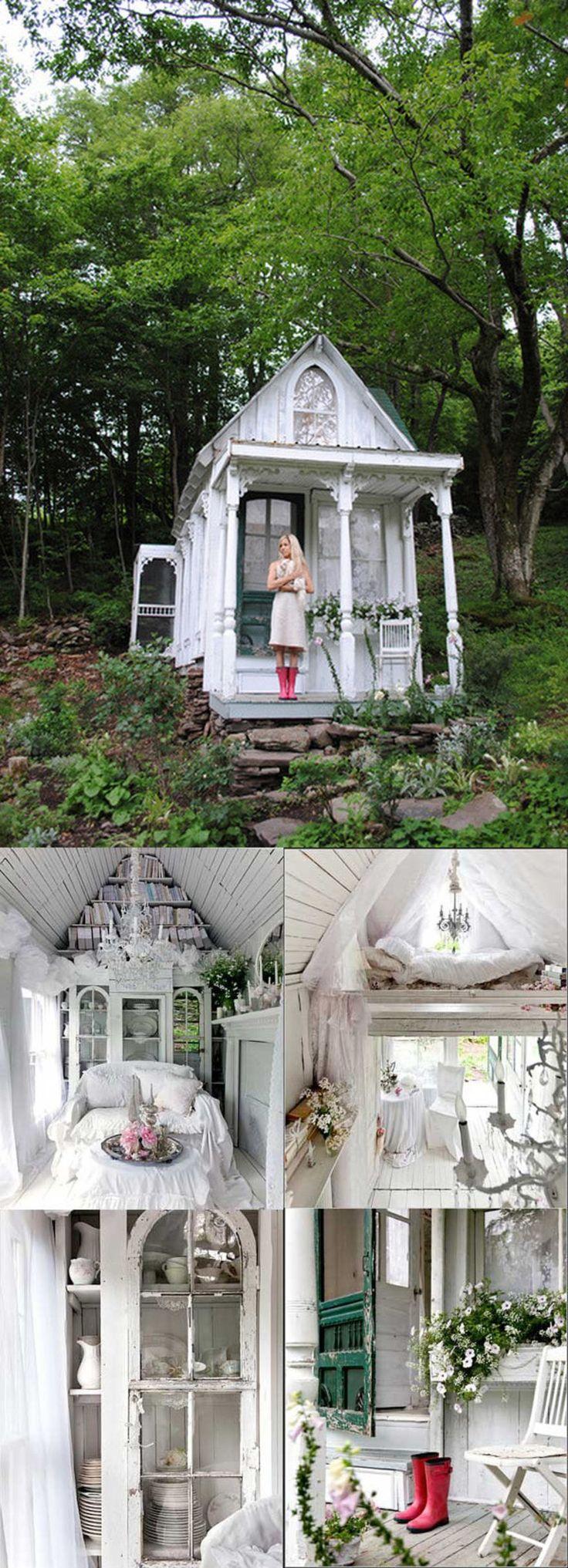 2. Victorian Paradise!
