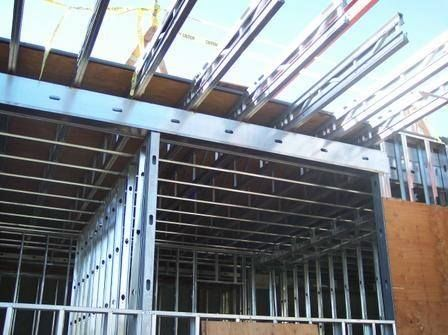 Know The All Benefits Of Having Light #Steel Frame #Houses.