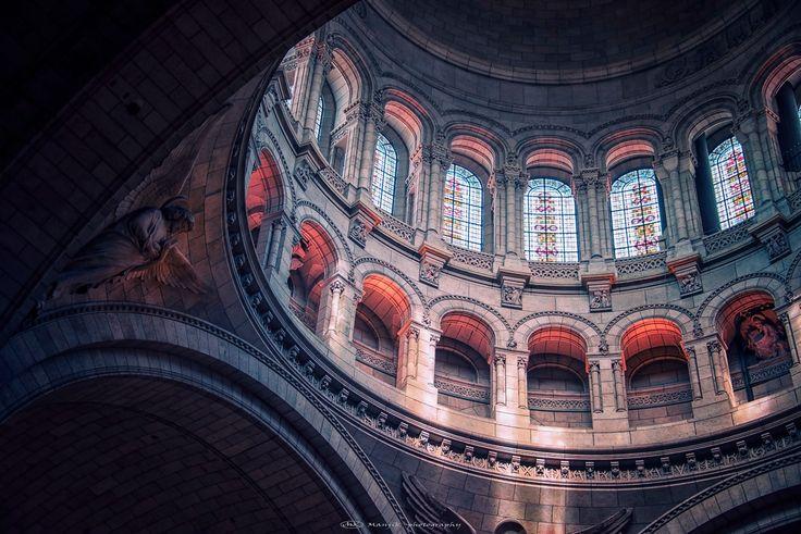 "Sacré Coeur Basilica in Paris  Feel free to follow me on : <a href=""https://www.facebook.com/manjik.photography"">Facebook</a>  <a href=""https://www.flickr.com/photos/127381755@N02/"">Flickr</a> <a href=""https://www.instagram.com/manjikphotography"">Instagram</a> <a href=""https://twitter.com/ManjikPictures"">Twit..."