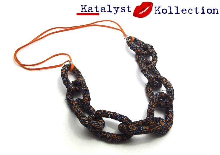 http://katalystkollection.co.za/index.php/accessories/product/150-yellow-shweshwe-drop-link-necklace
