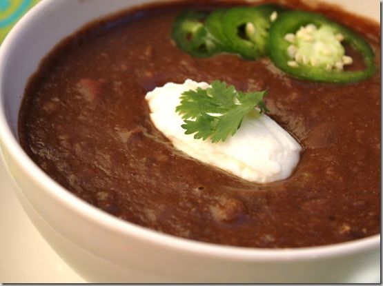 ... soup black bean soup hearty lentil black bean soup with smoked paprika