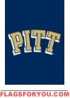"""Pittsburgh Panthers Garden Window Flag 15"""" x 10.5"""""""