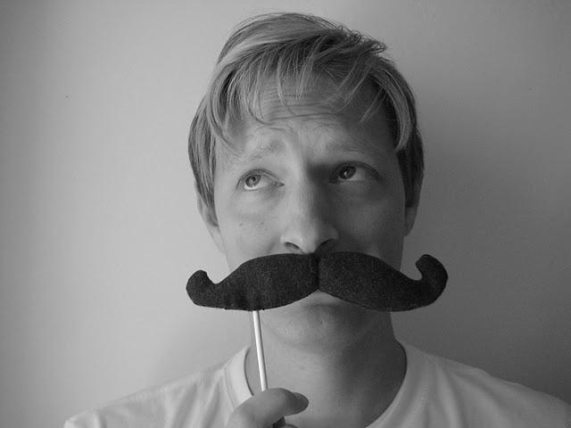 77 best mustache images on pinterest mustache party diy. Black Bedroom Furniture Sets. Home Design Ideas