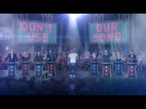 Usher, Sheryl Crow, Cyndi Lauper and More Tell Politicians: Don't Use Ou...