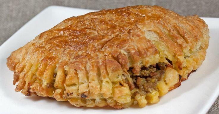 Don't Confuse These For Calzones, These Meat Pies Are Even Better And Perfect For Fall!