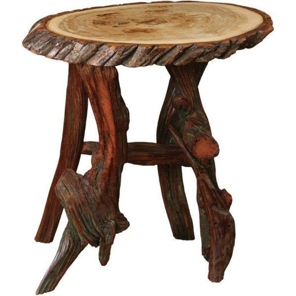 Driftwood End Table: Best 25+ Rustic End Tables Ideas On Pinterest