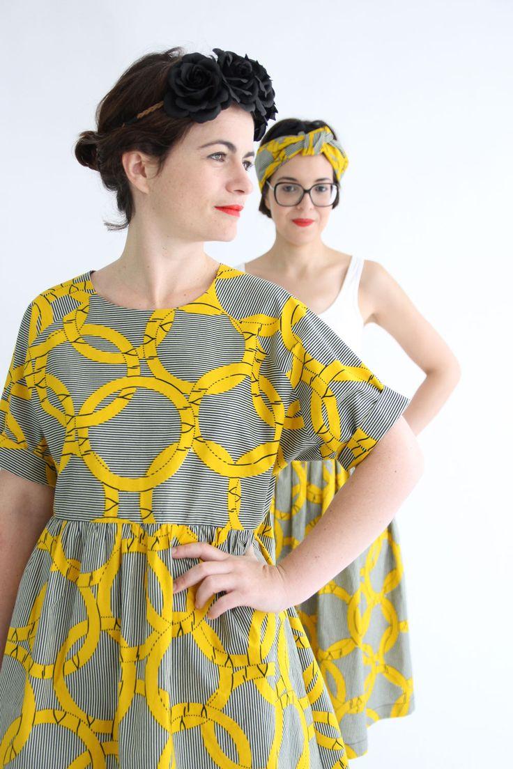 383 best Kleider nähen images on Pinterest | Das kleid ...