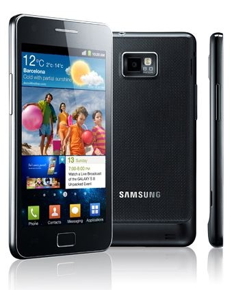 """Samsung Galaxy S2... if only it were on """"Big Red""""...eventually"""