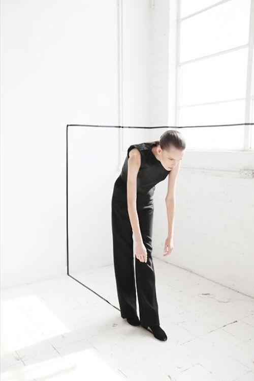 walking in a rectangle |Fashion + Photography| for Charlie May  |Photo: Tatiana Leshkina|