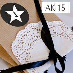 Verpackungsinspirationen in Black / White & Kraft - SHOP: www.kukuwaja.de…