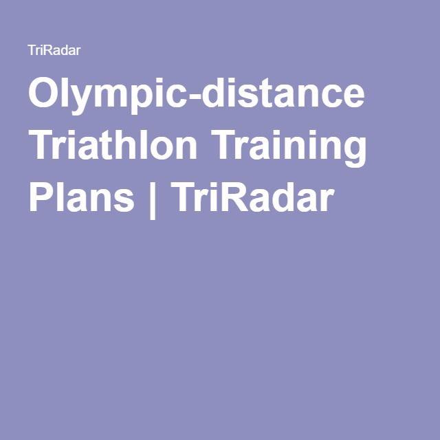 Strength Training Plan For Triathletes: 25+ Best Ideas About Triathlon Training Plan On Pinterest