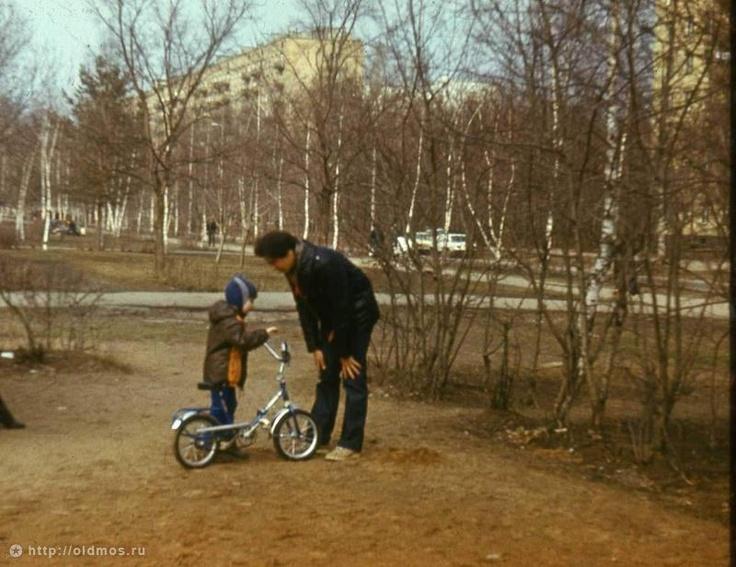 Фотография - Есенинский бульвар - Фотографии старой Москвы