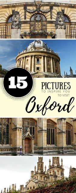 Photo diary to inspire you to travel to Oxford which is one of the most beautiful cities in England, United Kingdom.