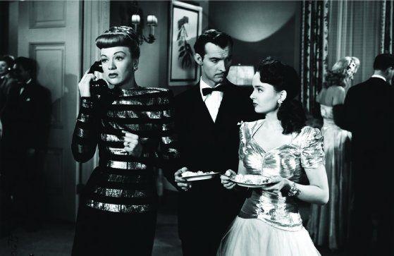 Still of Eve Arden and Ann Blyth in Mildred Pierce (1945)