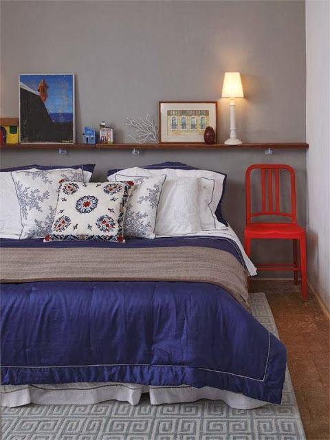 Organize sem frescuras!: Como decorar o quarto gastando pouco