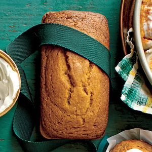 Pumpkin-Honey-Beer Bread | MyRecipes.com Mix the batter only until the dry ingredients disappear. (Lumps are normal.) Overmixing causes tough or misshapen loaves.