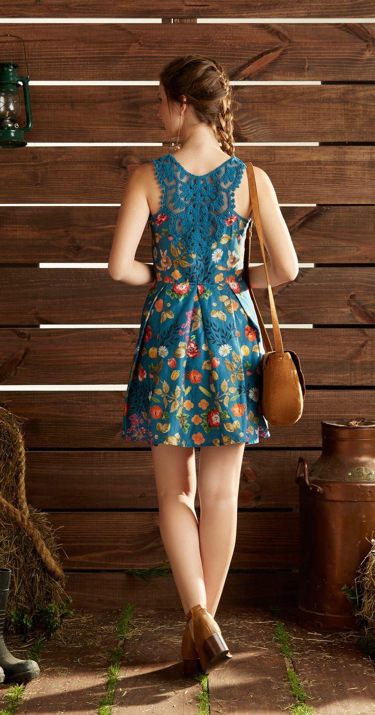 Só na Antix Store você encontra Vestido Mimosa II com exclusividade na internet