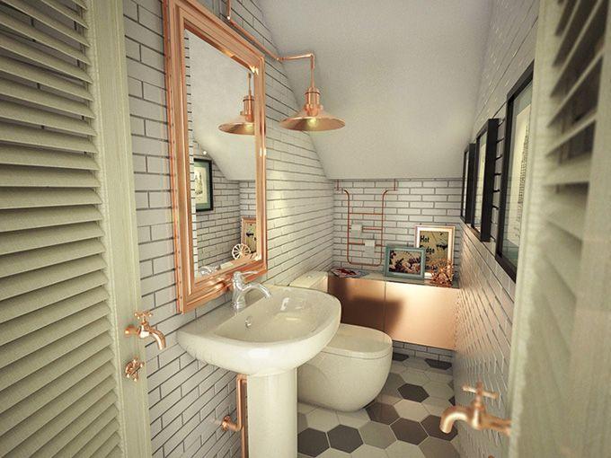 Cool Hunter Bathrooms 214 best design | restrooms images on pinterest | bathroom ideas