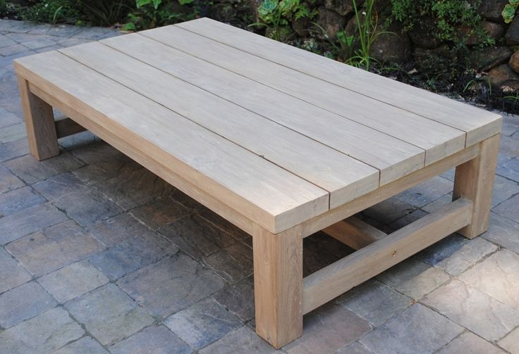 Wood Teak Outdoor Coffee Table | The Best Wood Furniture, table, tables, tables dining, tables for small kitchen, wood table, wood tables, wood table rustic, wood table dining, wood tables rustic, wooden table, wooden tables