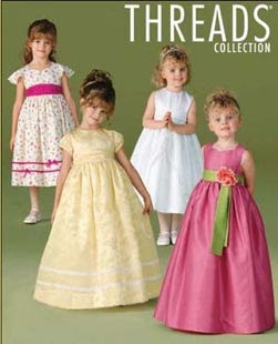 Beau Baby: On the hunt for flower girl dress patterns