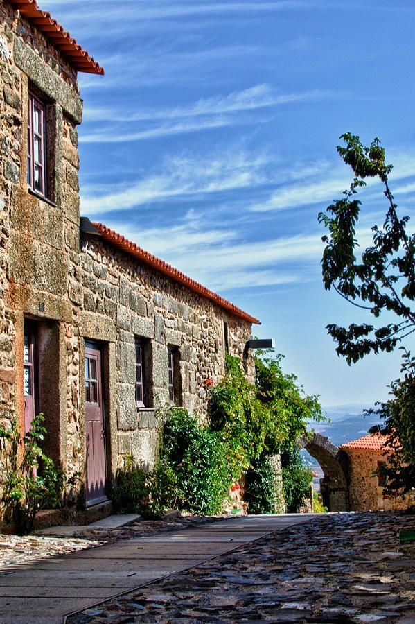 Castelo Rodrigo Village, Centro de Portugal Region, Portugal