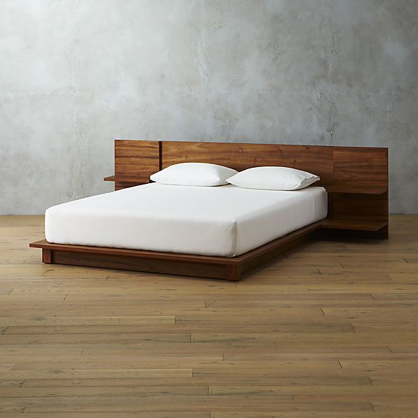 Andes Acacia Queen Bed In 2019 Design Gower House