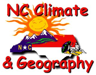 North Carolina Climate & Georgraphy