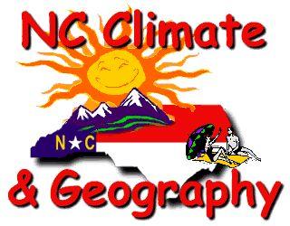 North Carolina Climate & Georgraphy