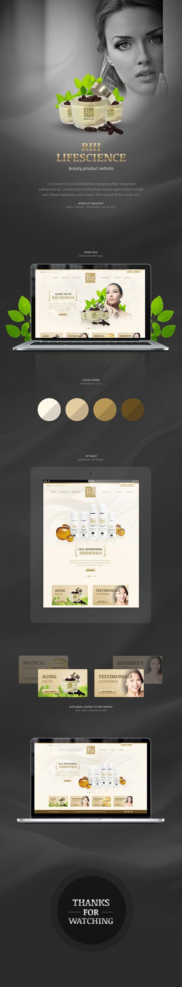 https://www.behance.net/gallery/17902161/Web-UI-Cosmetic-Luxury Web UI Cosmetic Luxury