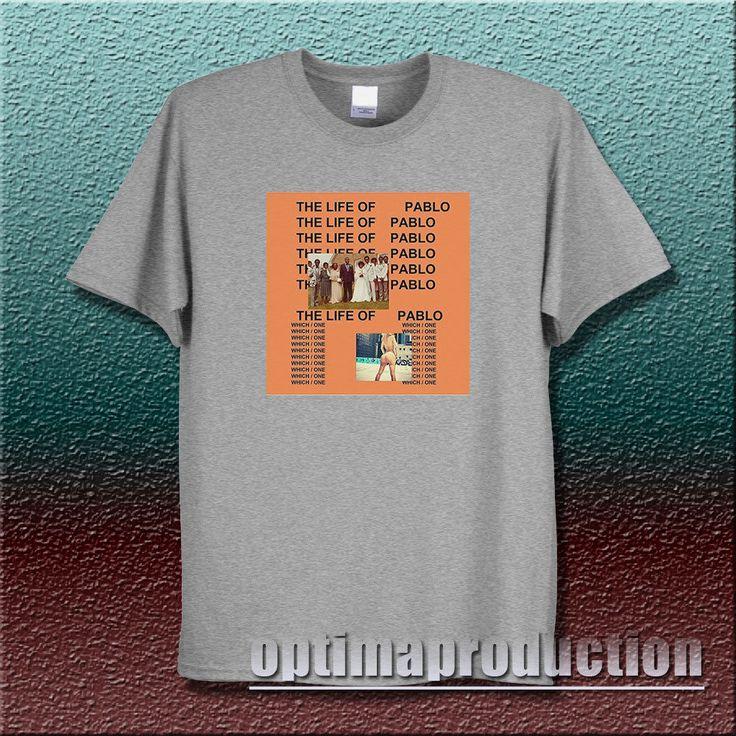 new kanye west shirt tshirt t-shirt life of pablo yeezy taught me yeezus mar #handmade #BasicTee singer band world tour concert