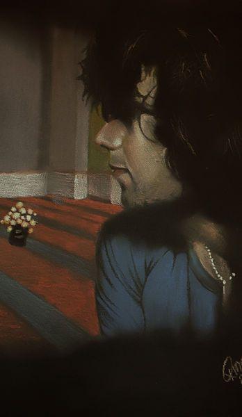 'Syd Barrett' by rininci on artflakes.com as poster or art print $16.63
