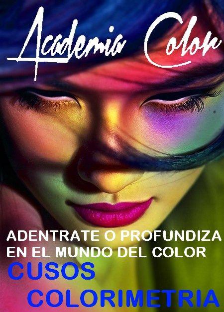 Cursos colorimetría Asturias. Academia Color