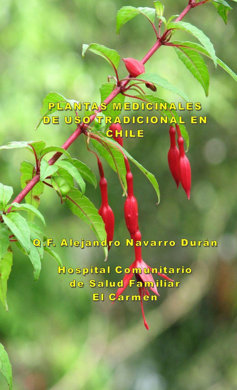 Plantas Medicinales de Uso Tradicional en Chile by Alejandro Navarro Durán via slideshare