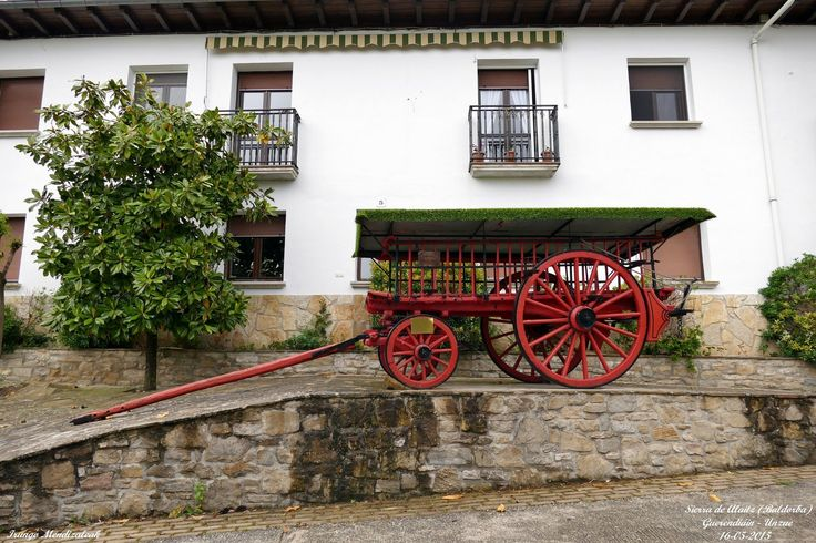 Guerendiáin, Navarra, Camino Aragonés