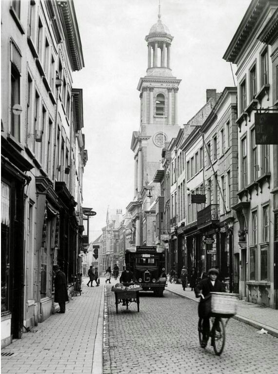 Breda - Ridderstraat - 1932