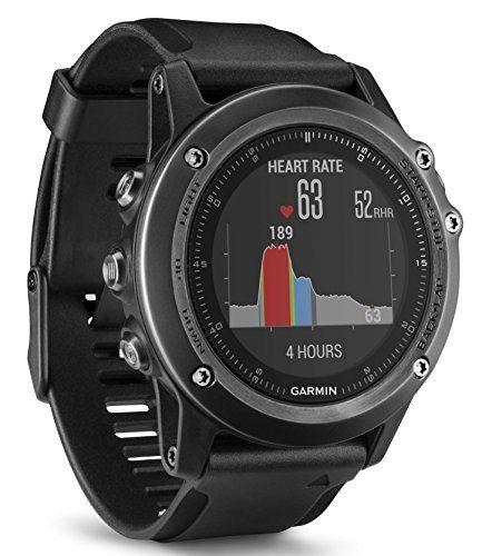 Garmin – Fenix 3 – Montre Gps Multisports Outdoor: Etanche à 100m Suivi d'activité Cardio au poignet L'article Garmin – Fenix 3 – Montre…