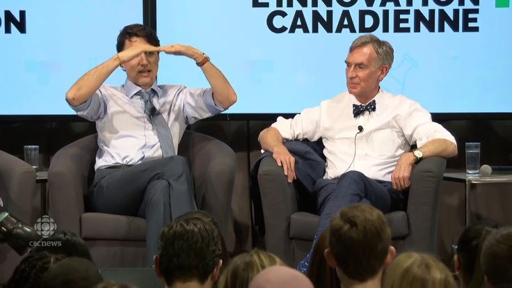 Bill Nye challenges Trudeau on Kinder Morgan Trans Mountain Pipeline