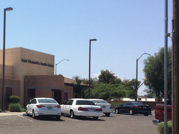 St. Elizabeth's Health Center 140 W. Speedway Blvd. #100  Tucson, AZ 85705  (520) 628-7871  Medical, dental, and behavioral health