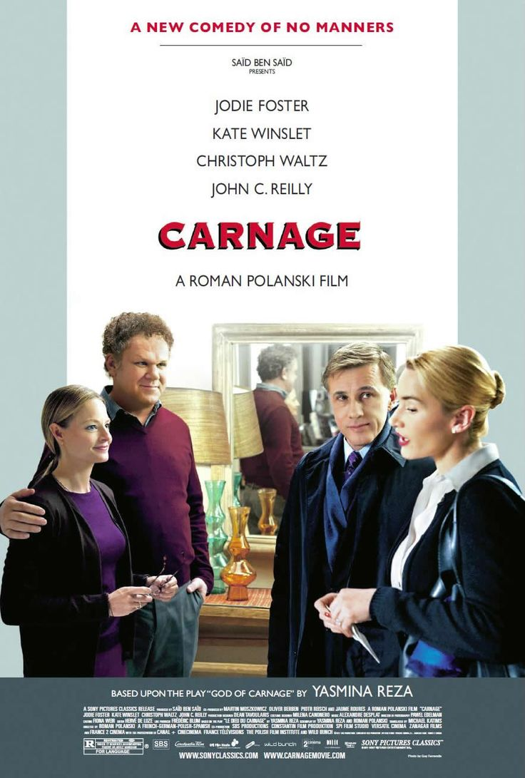 for a movie with only 4 characters it can be hard to fallow. but it's worth seeing.