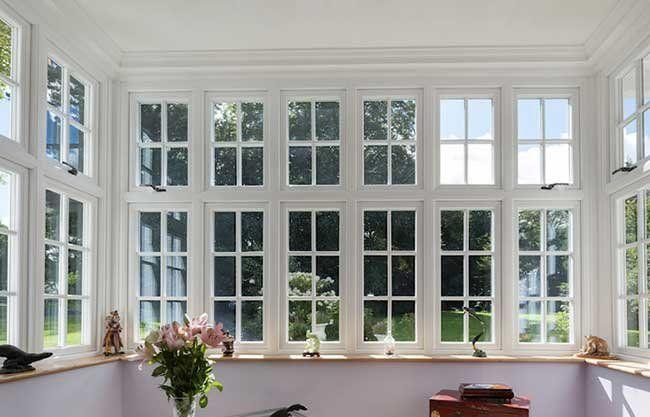 Timber Replacement Windows Residence 9 Windows