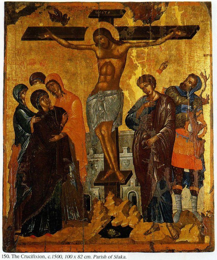 Icone, affreschi e mosaici. | VK
