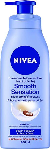 NIVEA kremowy balsam do ciała do skóry suchej 400 ml