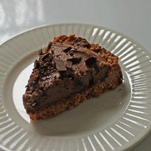 Voedzo-chocoladeroomtaart
