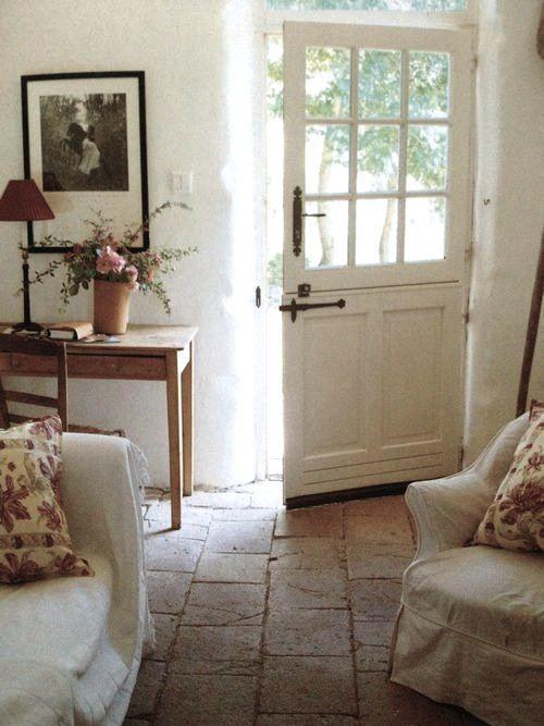 Kathryn M Ireland, Sommer in Frankreich und ein Yo…