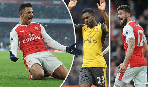 Arsenal forwards ranked: Who should start against Middlesbrough based on stats?   via Arsenal FC - Latest news gossip and videos http://ift.tt/2ptFR7A  Arsenal FC - Latest news gossip and videos IFTTT