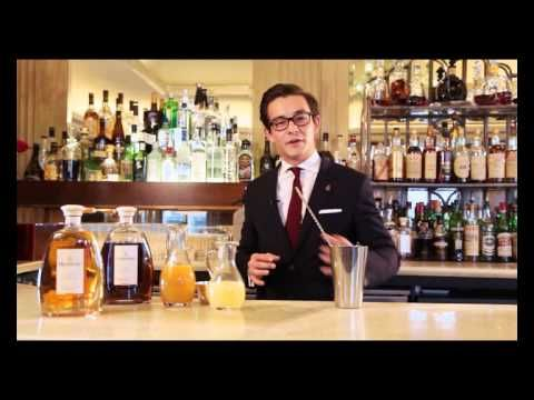 How to mix the perfect Tregothnan Cocktail -  Hennessy Fine De Cognac Cocktail Legends
