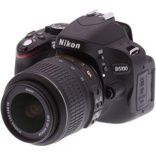 Nikon D5100 18-55 mm Lens Dijital SLR Fotoğraf Makinası :: alsanal