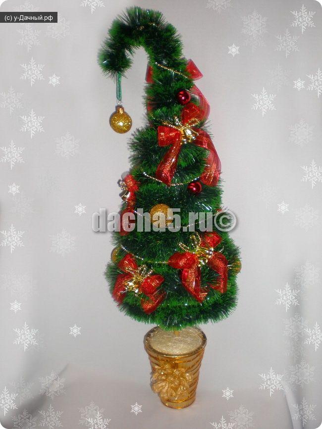 Ютуб мастер класс новогодние ёлки для новичков #11