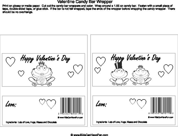 17 Best Images About Valentines Day Ideas Candy Grams
